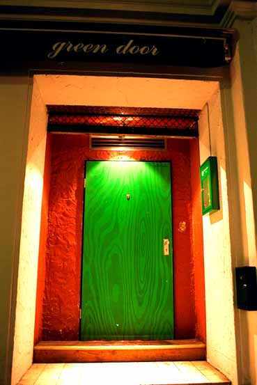 ... green door quite a speakeasy feeling) is that the important thing is right there in the middle a vaste selection of ingredients (I counted more than ... & Green Door Bar Berlin Germany u2013 World Martini Cocktail Review